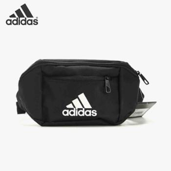 adidas阿迪达斯男女运动休闲腰包小斜挎包ED6876