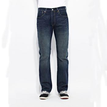 Levi's李维斯男士宽松直筒牛仔裤00501-1316