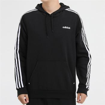 阿迪达斯adidasneo男装运动休闲套头衫卫衣GJ8913