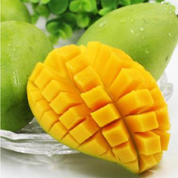 【鲜果来了】越南玉芒5斤装新鲜青皮芒果时令水果