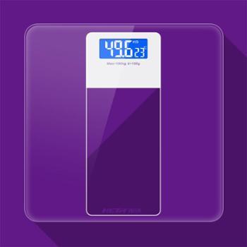 禾诗电子称 体重秤 家用夜视很准人体体重精准电子称健康称重器