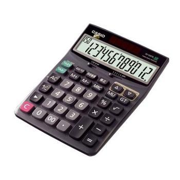 Casio/卡西欧 DJ-120TG 办公计算器 专业计算器 1个