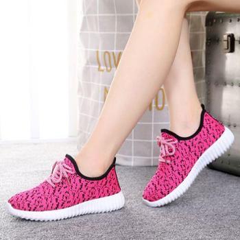 女鞋单鞋椰子鞋时尚运动女鞋慢跑鞋超轻舒适潮鞋