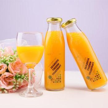 100%沙棘果汁饮料320ml