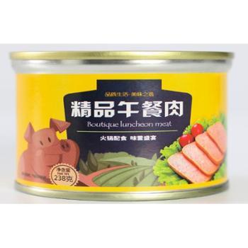 李记明章美食 精品午餐肉