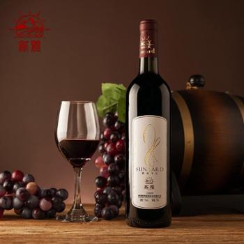 新雅 sunyard 精选干红葡萄酒