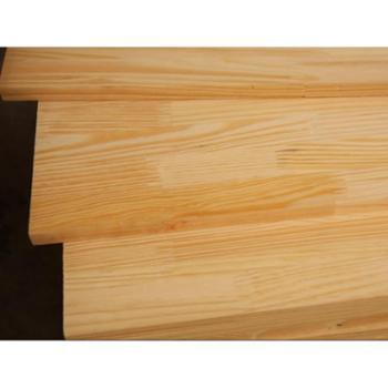 优等华森王12mm单层指接板双面无节地板材料集成板室内装修家居板