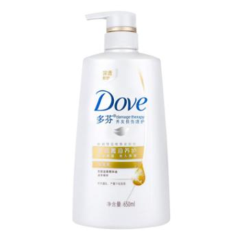 Dove 多芬营润菁油养护洗发乳洗发水洗发露650ml
