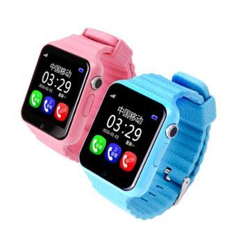 【众智通讯】阿拉町电话手表V7K/+童智能定位手表学生运动健康手环GPS定位360度裸露式防水