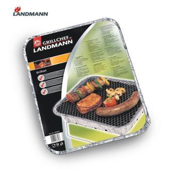 LANDMANN兰德曼一次性烤炉方便携带一体便捷烤炉