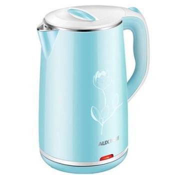 AUX/奥克斯电水壶HX-A5111电热水壶烧水壶食品不锈钢防烫开水壶