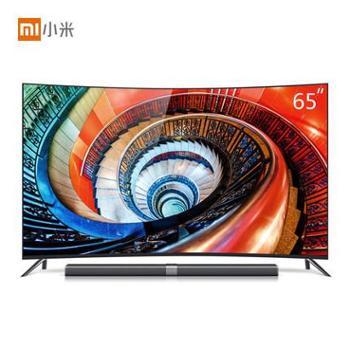 Xiaomi/小米 小米电视3S 65英寸曲面客厅家用智能液晶电视机