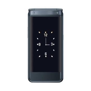 纽曼 F9翻盖手机老人机超长待机 女款三防老年手机大屏大字大声学生军工按键女款备用小手机 移动联通双卡版