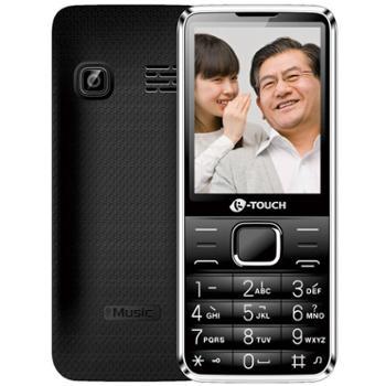 K-Touch/天语 T2 移动联通2G直板双卡男女老人机 超长待机老人手机 学生儿童备用老年功能机