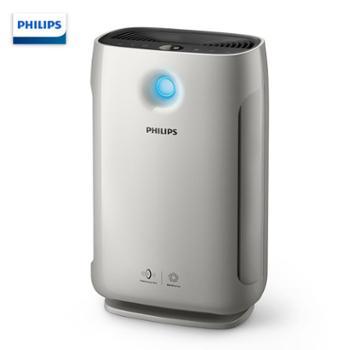 飞利浦(PHILIPS)空气净化器 家用除甲醛除雾霾除过敏原消毒除菌,除甲醛,除花粉