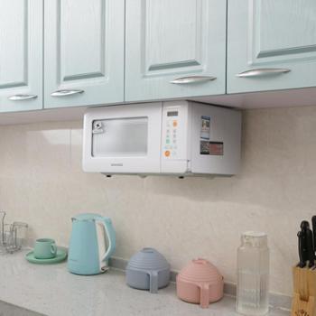 DAEWOO/大宇迷你吊挂微波炉营养解冻微蒸烤一体mini小型家用挂式小迷型15升