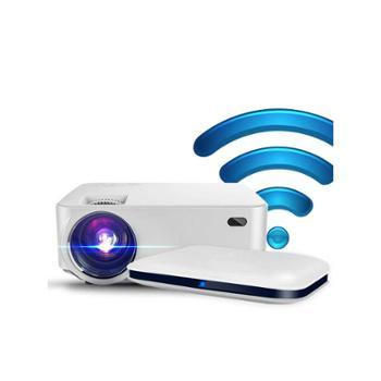 光米M2手机投影仪家用办公高清智能无线微小型投影机便携式家庭影院宿舍卧室掌上无屏电视