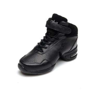 跳舞鞋现代舞鞋爵士舞蹈鞋广场增高软底鞋