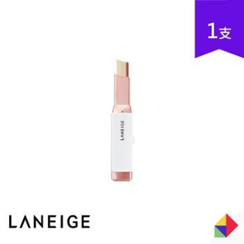 兰芝双色立体眼影笔2号1支韩国商城美容个护美妆工具其它美妆工具