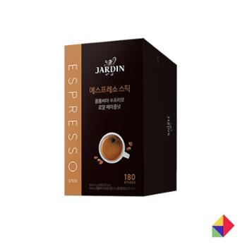 JARDIN黑咖啡减脂速溶咖啡G180条黄色(淡)韩国商城食品酒饮冲调饮品速溶咖啡