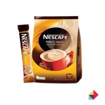 Nestle/雀巢咖啡三合一速溶咖啡G150条韩国商城食品酒饮冲调饮品速溶咖啡