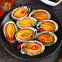 【宁波馆】四海龙宫招牌鲍鱼200g 即食鲜活个大海鲜熟食即食麻辣罐装小鲍鱼仔