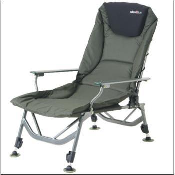 维仕蓝可调节折叠休闲躺椅 WD5024