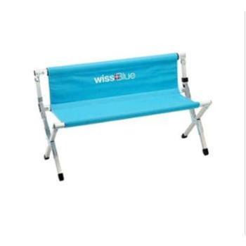 维仕蓝时尚双人折叠椅 WD5023