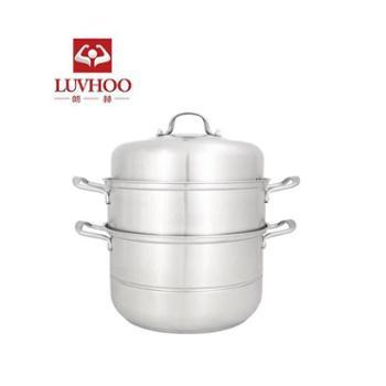朗赫希尔顿三层蒸锅 LH-TZ10 30cm