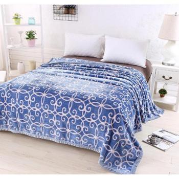 天琴欧式巴黎绒毯 TQ-B050 200x230cm