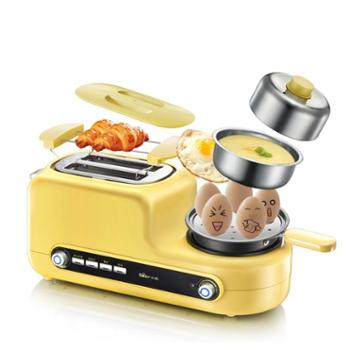 Bear/小熊 DSL-A02Z1烤面包机家用2片早餐多士炉