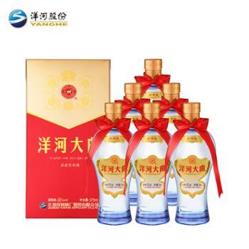 洋河 大曲 6瓶装 52度375mL*6