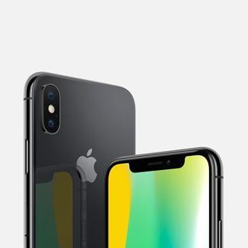 福建教师专享AppleiPhoneX64GB黑色移动联通电信4G手机