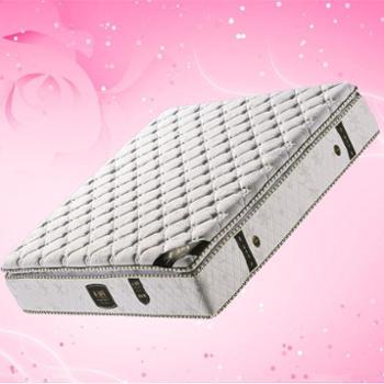 弹簧床垫高档床垫福萝居床垫1.8米透气高回弹床垫