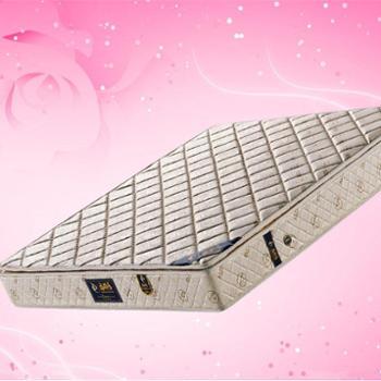 福萝居床垫高性能床垫弹簧床垫1.8米高透气床垫
