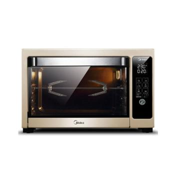 Midea/美的智能微联多功能旋转烧烤电烤箱T7-388D