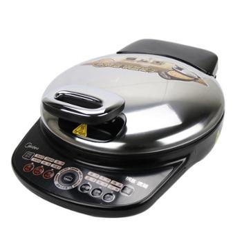 Midea/美的 家用多功能电饼铛悬浮双面加热款煎烤机 MC- JCN34K