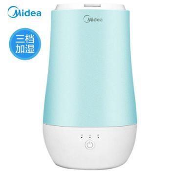 美的空气加湿器家用迷你大容量孕妇婴儿卧室办公室小型SC-3D40