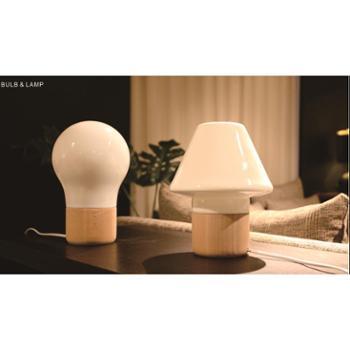 WEIS原木薄瓷系列台灯