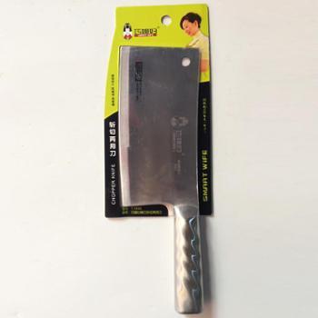 巧媳妇锋刃斩切两用刀T-904K 家用厨房用切菜刀 锋利持久刀具