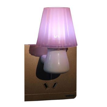 柯丽雅804小夜灯光控感应自动亮儿童婴儿孩节能房间用起夜床头灯