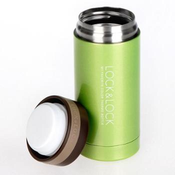 乐扣乐扣保温杯男女士便携水杯不锈钢水壶儿童学生创意杯子200ml