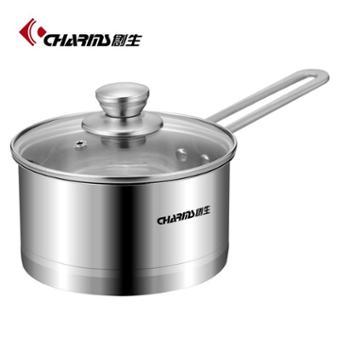 创生(CHARMS) 创生电奶锅304不锈钢泡面锅婴儿宝宝辅食锅小锅 型号16-JAD20