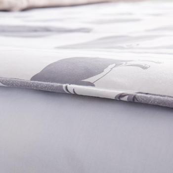 鄂尔多斯羊毛床垫床褥JT-1121