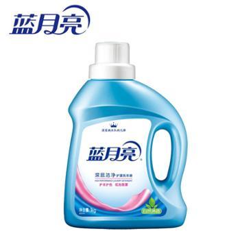 蓝月亮深层洁净洗衣液自然清香1kg瓶装