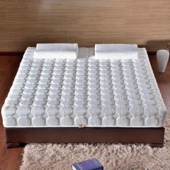 潘峰正品床垫1.5m床席梦思经济型两用定做1.8米弹簧软硬双人婚床