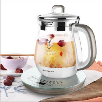 金正多功能养生壶1.8L 全自动加厚玻璃 煮茶器 茶壶 电热水壶