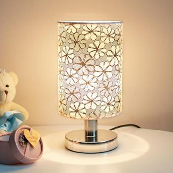 欧式温馨喂奶护眼创意卧室床头灯简约浪漫家用小台灯美妆厨房用具生活用品床上用品