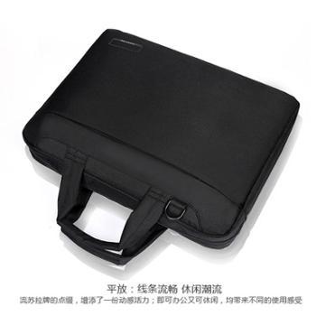 包邮联想华硕戴尔12寸14寸15.6寸17.3单肩手提男女式笔记本电脑包