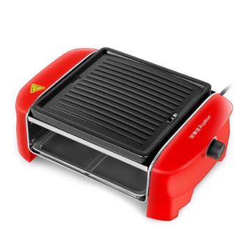 电烤盘荣事达韩式家用电烤架室内便捷无烟不粘烧烤炉RKJ58C